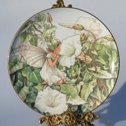 Porcelánový tanier The Rose Fairy, Border 21,5 cm