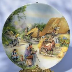 Porcelánový tanier