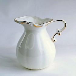 Porcelánový džbán Ruže, Allertons, výška 13,5 cm