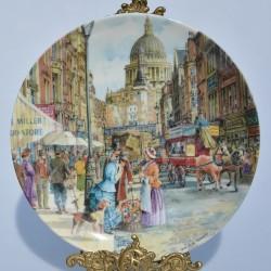 Porcelánový tanier The Ballad Seller, Davenport 19,5 cm