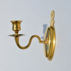 Svietnik kovový England 13 x 5,5 cm