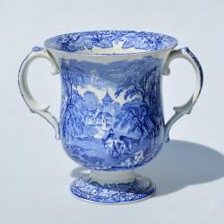 predané  Misa z kameniny - ironstone MASON´S Romantic 900 ml, krakelovanie - NEVHODNÉ na servírovanie tekutín