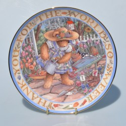 Porcelánový tanier, Thank You for the Love We Share, Royal Doulton  20,5 cm