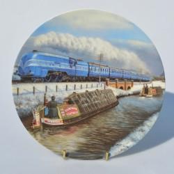 Porcelánový tanier Sharing the Sunshine, Davenport 19,5 cm + certifikát + orig.obal