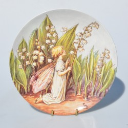 Porcelánový tanier The Lily-of-the-Valley Fairy, Wedgwood  20,5 cm