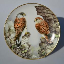 Porcelánový tanier Turtle Dove, Limoges 23 cm + certifikát, origin.balenie