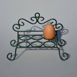 Kovový  ZLATÝ stojan No.3 na plytké taniere priemer 18- 25 cm a malé misky priemer  17-22 cm