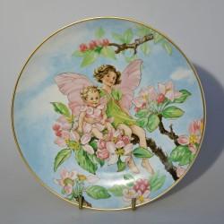 Porcelánový tanier The Blackthorn Fairy, Villeroy & Boch 19,8 cm +certifikát +pôvod.obal