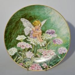 Porcelánový tanier The Apple Blossom Fairy, Villeroy & Boch 19,8 cm +certifikát +pôvod.obal