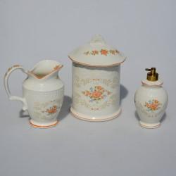 ? SADA 5 ks - labuť + váza + šperkovnička + dóza + tanierik Royal Winton