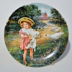 Porcelánový tanier Sunday Best, Dominion China Ltd., 21,5 cm