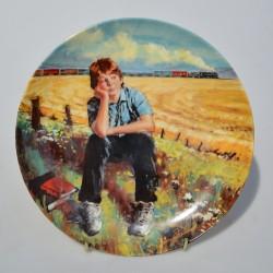 Porcelánový tanier Jack and Jill, Reco 21,5 cm