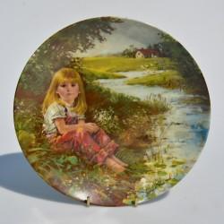 Porcelánový tanier Dreams of Glory, Dominion 21,5 cm
