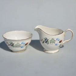 Sada porcelánová cukornička + mliekovka Royal Grafton 300 + 320 ml
