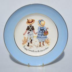 Porcelánový tanier Tommy, Hamilton Collection 21,5 cm