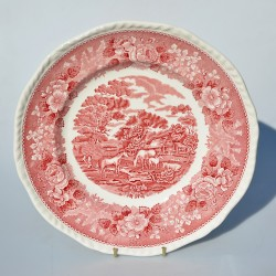Tanier z kameniny - Ironstone - English Scenic, Adams 26 cm