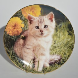 Porcelánový tanier Tuppence, Danbury Mint 21 cm