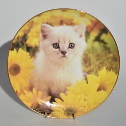 Porcelánový tanier Penny, Danbury Mint 21 cm