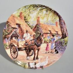 Porcelánový tanier The Baker, Royal Doulton 19,5 cm