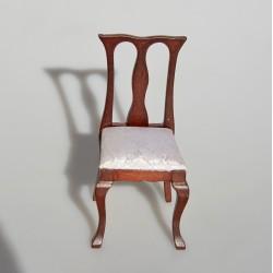 1:12 Drevená stolička do domčeka pre bábiky 8,5x4x4 cm