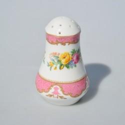 Porcelánová soľnička Paragon, Victoriana Rose 9x5,5 cm
