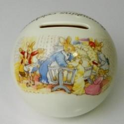 Porcelánový hrnček zajko