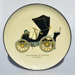 Porcelánový hrnček Fiat 1901, Crown Sussex 300 ml