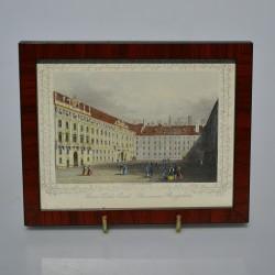 Obrázok Das Burgthor 15x12,3 cm