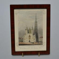 Obrázok Sauerhof bei Baden 15x12,3 cm