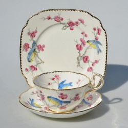 ? cena Starožitný porcelánový trojset St.Louis Asbury  200 ml