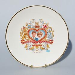 predane  Keramický hrnček The Marriage of Charles and Diana, Liverpool, objem 300 ml