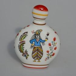 Zberateľská porcelánová šperkovnička E.P.51, Del Prado 7,5x2,7x2,7 cm
