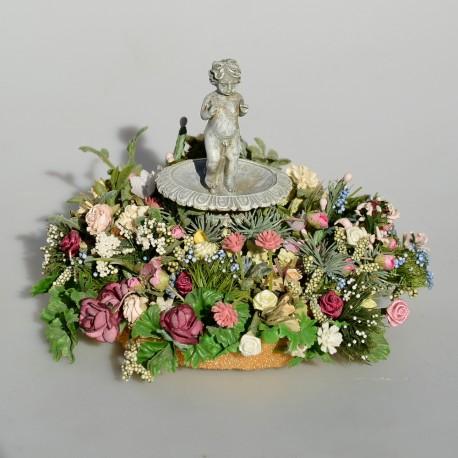 ? kde je Kvetinový záhon do domčeka pre bábiky, Rosella Silks 16x6x10 cm