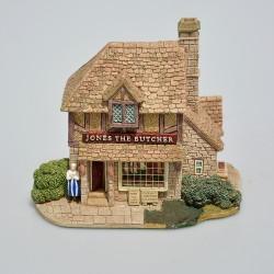 Lilliput Lane Zberateľský minidomček Svadba -Wedding Bells, 9,5x8,5x8 cm, v orig.obale, 2 oťuky na tráve