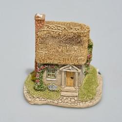 Lilliput Lane Zberateľský minidomček Jones The Butcher, 10x10x8 cm, v orig.obale, oťuk na tráve