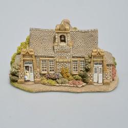 Lilliput Lane Zberateľský minidomček Traveller´s Rest, 9,5x10x9,5 cm, v orig.obale