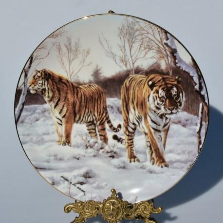 Porcelánový tanier 3D Tiger Villeroy&Boch 20 cm