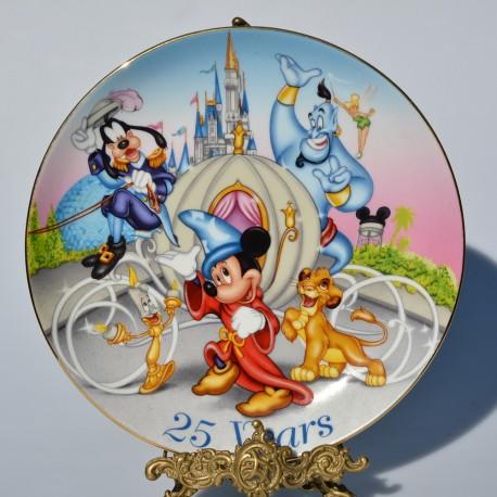Porcelánový tanier Walt Disney 20,8 cm