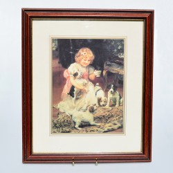 Obraz, print A Special Pleader, Charles B. Barber 44x34 cm