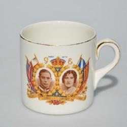 predane Porcelánový hrnček The Coronation of King Edward VII., objem 300 ml