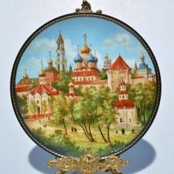 Porcelánový tanier Snehulienka - Final 19,5 cm + orig.obal + certifikát