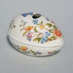 ? foto Aynsley Porcelánová šperkovnička Cottage Garden 8x5 cm