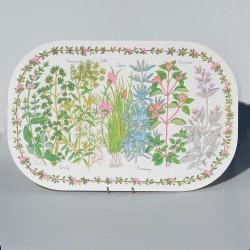 predane Obraz, podložka pod tanier Ruže 40x30 cm