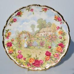 Royal Albert Porcelánový tanier Old Country Roses 21 cm