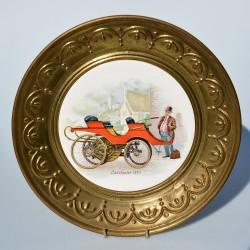predane Kovový tanier New Inn 19 cm