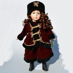 predana Porcelánová bábika Mary The Leonardo Collection