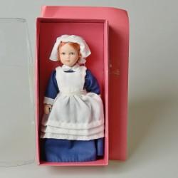 14 cm Porcelánová bábika Námorník v pôvodnom balení