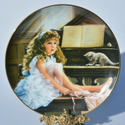 Porcelánový tanier Golden Afternoon - Reco